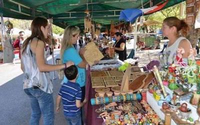 Feria Artesanal Navideña hasta el viernes en el Centro Histórico