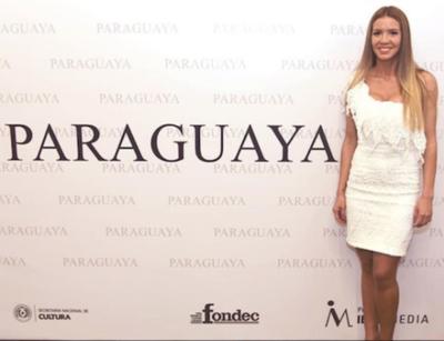 """Dallys Ferreira debuta en cine: """"Voy a representar fielmente a la mujer paraguaya"""""""