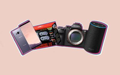 Mejores gadgets de 2017
