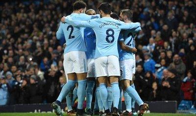 El City se regala su 17ª victoria consecutiva