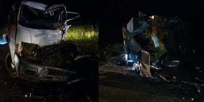 JOVEN ITAPUENSE FALLECE EN GRAVE ACCIDENTE EN CAAGUAZÚ