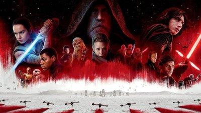 Star Wars: The Last Jedi, la película más taquillera de 2017 en EEUU