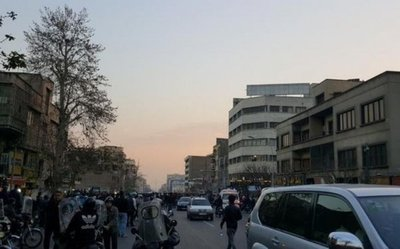 Diez personas mueren en las protestas en Irán