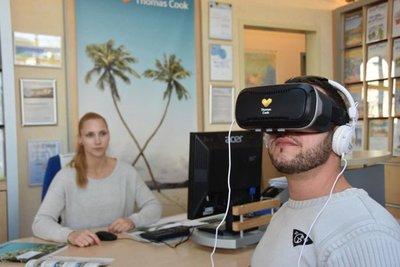 Realidad virtual y aumentada en el sector turístico