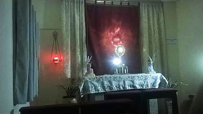 Remitirán al Vaticano datos sobre aparición en la iglesia del Área 4