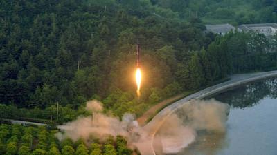 Revelan que un misil balístico habría fallado y cayó sobre una ciudad norcoreana