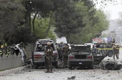 Atentado suicida causa al menos quince muertos en Kabul
