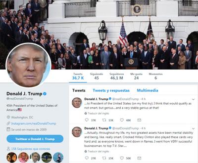Twitter justifica decisión de no bloquear a líderes mundiales