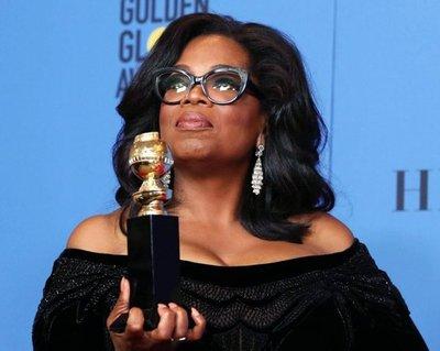 """Oprah Winfrey """"analiza activamente"""" aspirar a la Presidencia de EE.UU."""