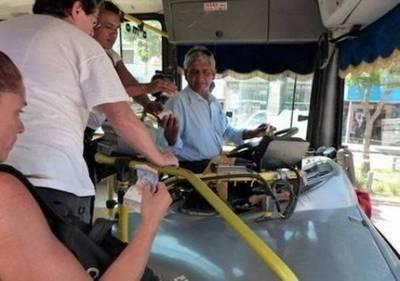 Sube el precio del gasoil y los pasajes costarán 2.200 y 3.600 guaraníes