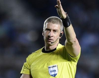 Olimpia tiene árbitros confirmados para la Copa