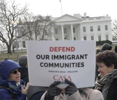 """EE.UU.: los """"Dreamers"""" aún pueden soñar"""