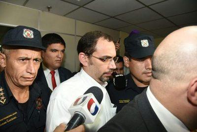 Fernández Lippman va a Tacumbú