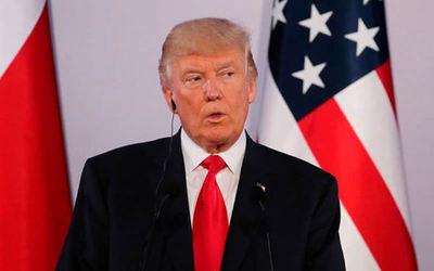 Donald Trump canceló su visita a Londres prevista para principios de este año