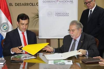 MAG y 4H firman acuerdo para beneficiar a jóvenes del sector agrícola