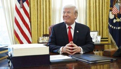 Trump niega haber hablado de países de mierda