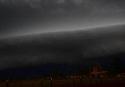Advierten de probables fuertes tormentas para este domingo