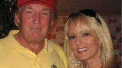 Trump gestionó el pago de 130.000 dólares a una ex actriz porno por su silencio