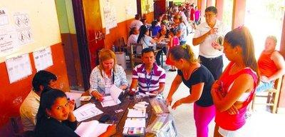 Puja electoral se centrará  5 enclaves electorales