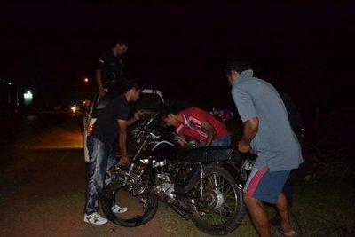 Joven muere durante carrera de motocicletas sobre Acceso Sur