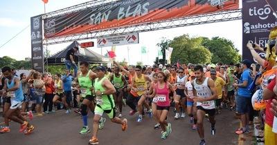 XX CORRIDA SAN BLAS: Anuncian participación de renombrados atletas