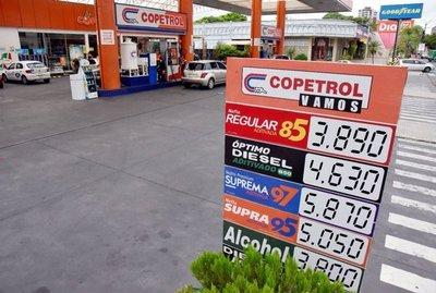 Ajuste para otras naftas depende ahora del alcohol