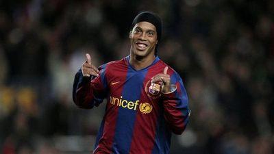 Ronaldinho: retiro oficial