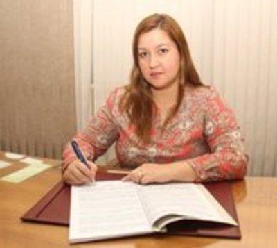 Desafectan de su unidad a fiscal Nadine Portillo