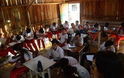 Alumnos no aprenden matemáticas y comunicación, dice estudio del MEC