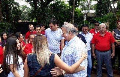 Disidencia promete  sacar investidura a González Daher