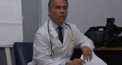"""Doctor Carlos Cubas sobre violencia familiar: """"El agredido soy yo"""""""