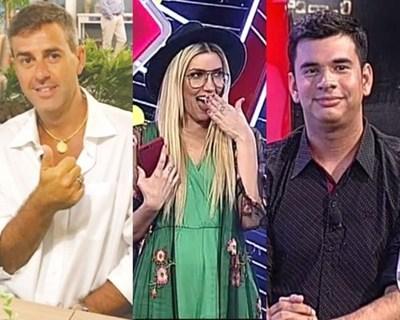 """Regis Marques y su duro tuit para un panelista de """"TeleShow"""""""