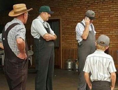 130 familias menonitas dejarán San Pedro, y se mudarán al Chaco