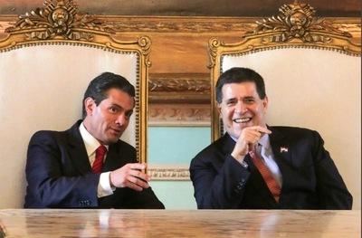 Paraguay y México en favor de la democracia y contra la corrupción