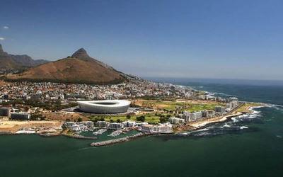 Ciudad del Cabo podría quedarse sin agua en abril
