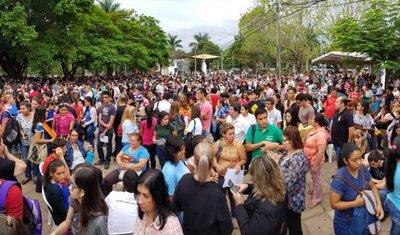 Casi 6.000 habilitados para becas de Itaipú