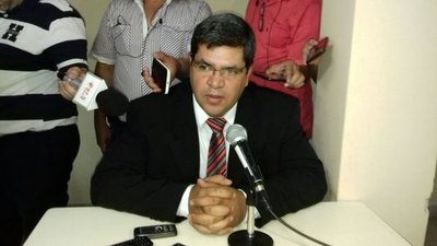 Javier Silvera, nuevo gobernador de Guairá