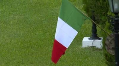 Bandera sin escudo en Palacio de López armó revuelo en México