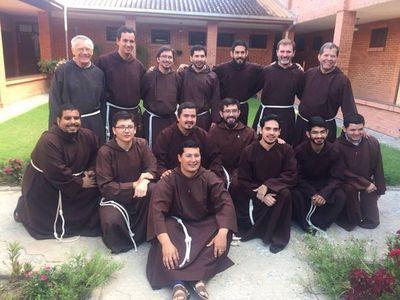 Capuchinos cumplen 30 años de presencia en Paraguay