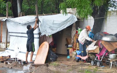Pobladores de Tablada denuncian falta de ayuda de las autoridades