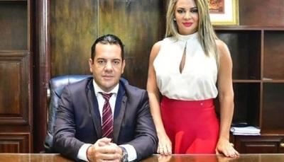 """Marly Figueredo Despidió Con Tristeza Su Puesto De """"Primera Dama"""" Del Guairá"""