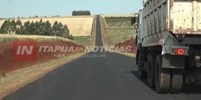 EL MOPC REHABILITÓ 740 KM DE CAMINOS Y VARIOS PUENTES EN TODA LA REGIÓN ORIENTAL
