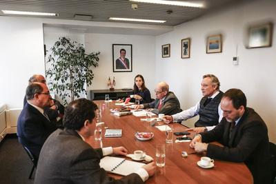 Embajadores de países del Mercosur hablan de las negociones con la UE