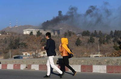 Ataque en Kabul: 18 muertos, 14 son extranjeros
