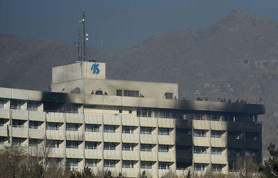 Ataque a hotel deja 18 muertos en Kabul