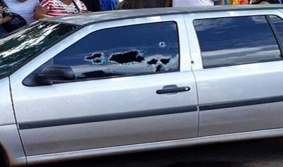 Sicarios acribillan a tiros a un brasileño en Pedro Juan