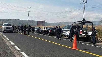México: Aparecieron bolsas con cuerpos desmembrados