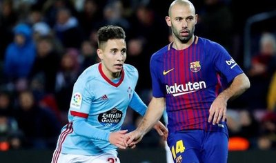 El Barcelona anuncia la salida del Jefecito
