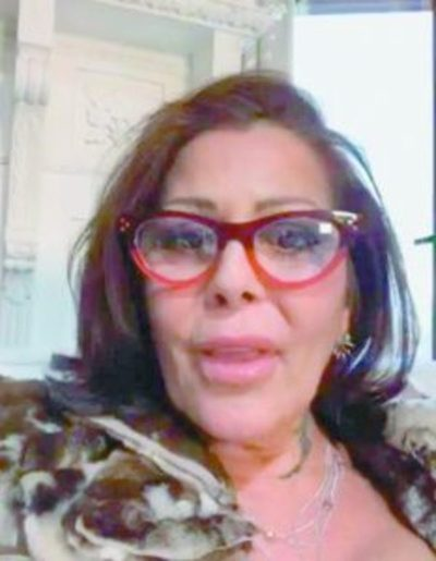 ¿Qué le pasó en la cara a Alejandra Guzmán?