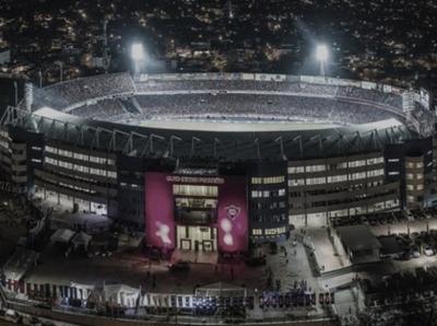La Olla nominada para ser mejor estadio del 2017